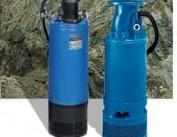 Bơm chìm nước thải 110kW Tsurumi LH6110