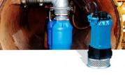 Tháo lắp và bảo dưỡng bơm chìm nước thải Tsurumi