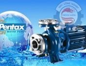 Máy bơm nước công suất lớn Pentax 25HP CM80-160B