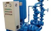 Sự kết hợp của Bình tích áp và máy bơm nước
