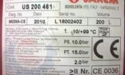 chứng chỉ CE đánh dấu trên bình tích áp