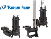 Máy bơm nước thải Tsurumi 80NH24.0 họng xả 80mm