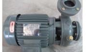 Hình ảnh máy bơm nước sử dụng động cơ Teco 2Hp